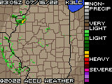 Lincoln, IL Local Radar