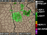 Atlanta, GA Local Radar