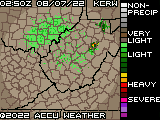 Charleston, WV Local Radar