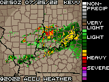 Evansville, IN Local Radar