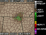 Huntsville, AL Local Radar