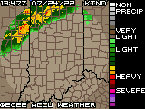 Indianapolis, IN Local Radar