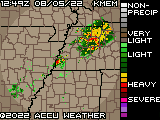 Memphis, TN Local Radar