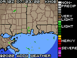 Mobile, AL Local Radar