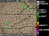 Morristown, TN Local Radar