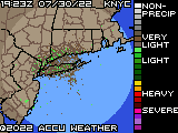 New York City, NY Local Radar