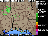 Fort Polk, LA Local Radar
