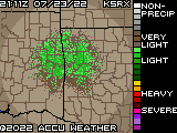 Fort Smith, AR Local Radar