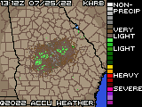 Macon, GA Local Radar