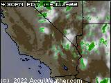 Southern California Radar