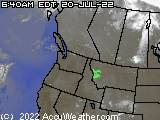 Northwest Regional Radar